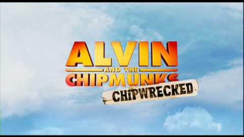 Alvin and The Chipmunks Chipwrecked Vacation (Movie Scene)