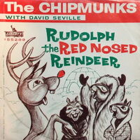 Rudolph the Red Nosed Reindeer Single Front