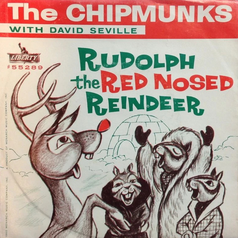 Rudolph The Red Nosed Reindeer Alvin And The Chipmunks