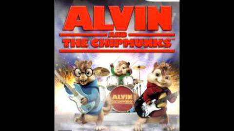 Alvin and the chipmunks video game 2007 nintendo wii - stand