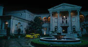 Ian's House in Alvin and the Chipmunks
