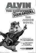 The Squeakquel The Junior Novel Book Illustration