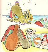 The Ocean Blues Illustration 2