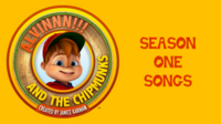 ALVINNN!!! Season One Songs Card