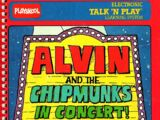 Alvin and the Chipmunks in Concert!