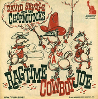 Ragtime Cowboy Joe Single Cover