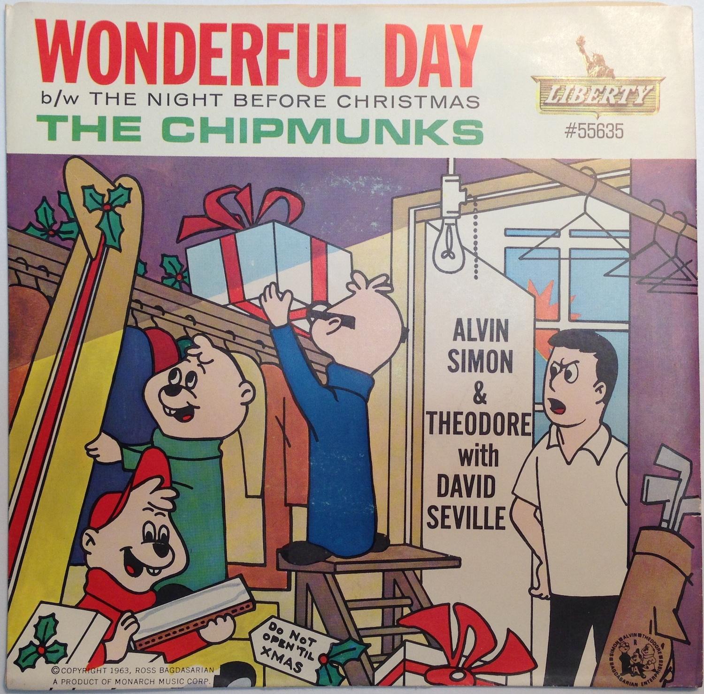 Wonderful Day | Alvin and the Chipmunks Wiki | FANDOM powered by Wikia