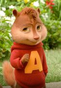 Alvin being sly