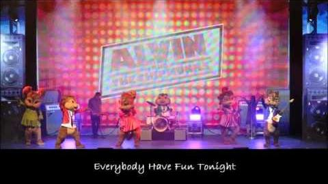 Everybody Have Fun Tonight - The Chipmunks