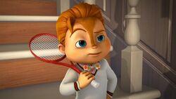 Tennis Alvin