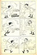 Clyde Crashcup Dell Comic 2 - Boomerang