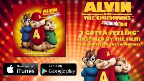 I Gotta Feeling - Alvin and the Chipmunks-The Squeakquel