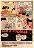 Alvin Dell Comic 7 - Alvin And The Ghosts
