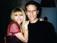 Ross and Janice in 2005