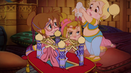Harem Chipettes in The Chipmunk Adventure