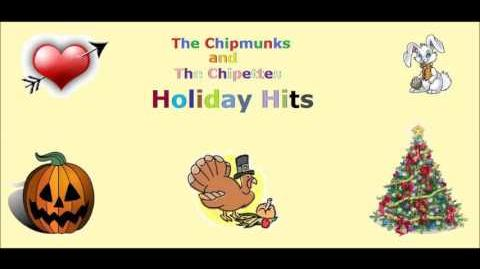 The Chipmunks and The Chipettes-Tell Him