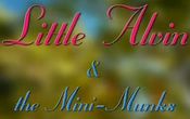 Little Alvin & the Mini-Munks Titlecard
