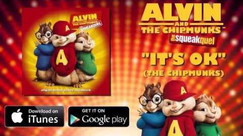 Its ok - Chipmunks