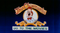 The Chipmunks Go to the Movies Songs Card