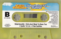 School's Out For Summer Cassette Tape (Back).png