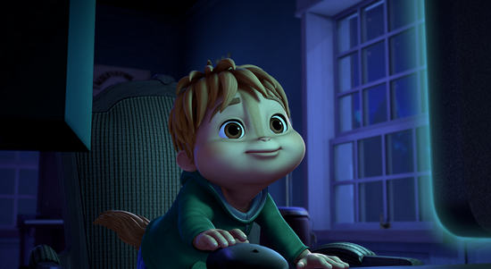 Theodore On Computer