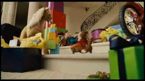 ALVIN und die Chipmunks sind ferngesteuert