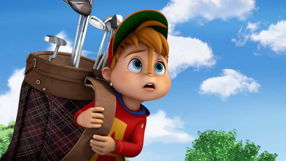 Tee Fore Two Alvin And The Chipmunks Wiki Fandom
