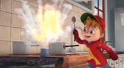 Alvin's Super Hot Chocolate