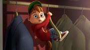 Alvin in a Hanger