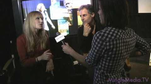 Chipmunks 2 DVD Release Party Interview The Bagdasarians