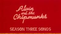 AATC Season Three Songs Card