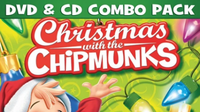 Christmas With The Chipmunks 2012 DVD-CD Song Page Thumb