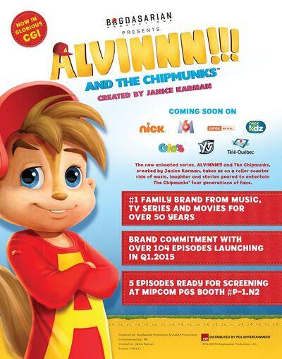 ALVINNN Micom Poster