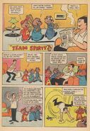 Alvin Dell Comic 2 - Team Spirit