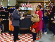 The Alvin costume in Alvin Goes Back to School