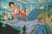 The Chipmunk Adventure Illustration 1