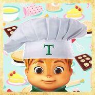 Chef Theodore Artwork