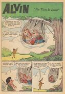 Alvin Dell Comic 16 - Put Them In Irons!