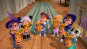 The Chipmunks and The Chipettes in Switch Witch