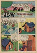 Alvin Dell Comic 12 - The Carnegie Hall-Way