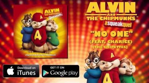 The Chipettes Ft Charice-No One