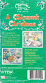 AATC A Chipmunk Christmas VHS Original - Back Cover.png