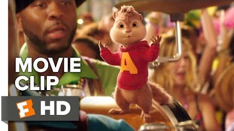 Alvin and the Chipmunks The Road Chip Movie CLIP - Uptown Munk (2015) - Animated Movie HD