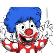 Clowning Around Storyboard 02