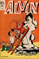 Alvin Dell Comic July 1972