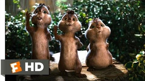 Alvin and the Chipmunks (2007) - Funky Town Scene (2 5) Movieclips