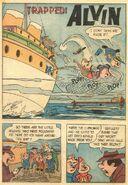 Alvin Dell Comic 15 - Trapped!