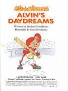 Alvin's Daydreams Title Page