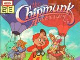 The Chipmunk Adventure (Book)