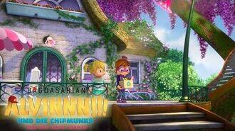 ALVINNN!!! und die Chipmunks - Das Baumhaus